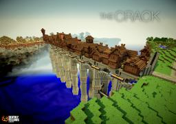 THE CRACK Minecraft Map & Project
