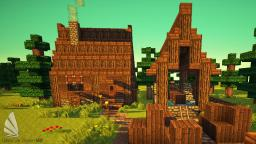 Lumber Mill (Schematic!!) Minecraft Map & Project