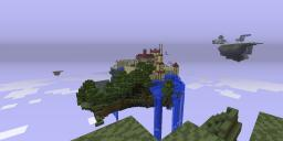 Cloud Manor Minecraft Map & Project