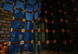 BioShock's Rapture - Underwater Art Deco Metropolis Minecraft Project