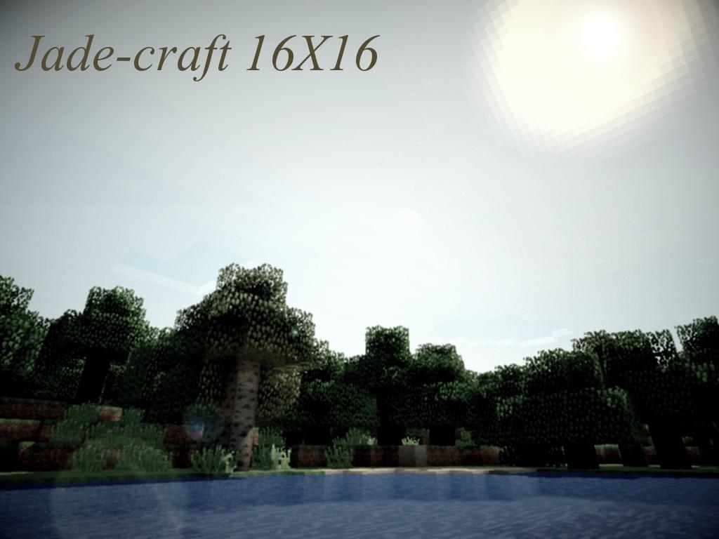 2012 04 27 100909 2095491 [1.9.4/1.8.9] [16x] JadeCraft Texture Pack Download