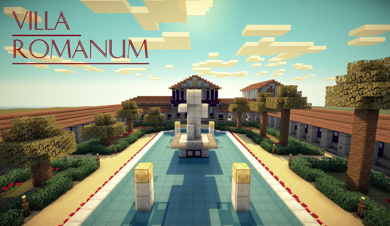 oman villa Minecraft Project - ^