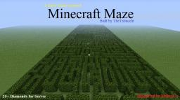 A Harry Potter Inspired Maze Minecraft Map & Project