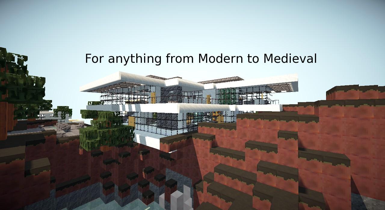 Modern / Medieval 1.2.5 pack.