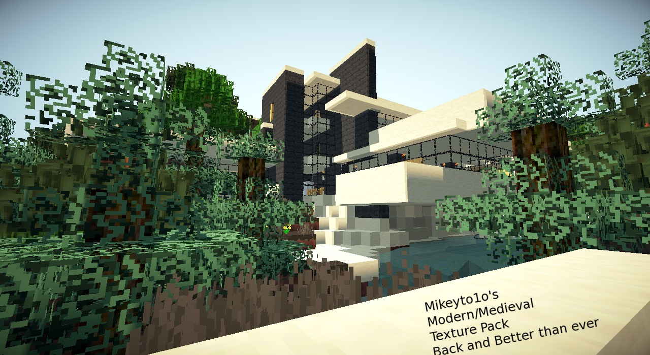modern medieval 1 2 5 pack minecraft texture pack