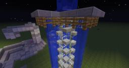 various types of fountains (in construction) Minecraft Project