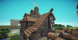 Camelot Blacksmith [Albion-Craft Project] Minecraft Project