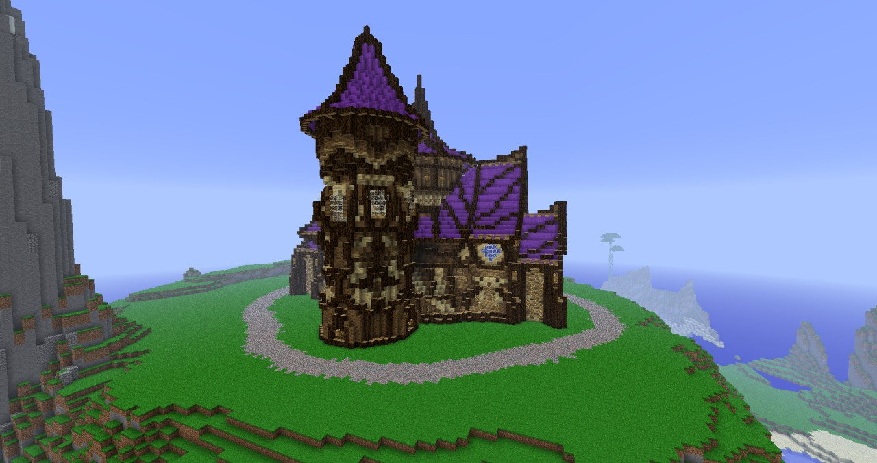 How To Build A Mushroom House In Minecraft Xbox