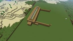 A simple farm Minecraft Map & Project