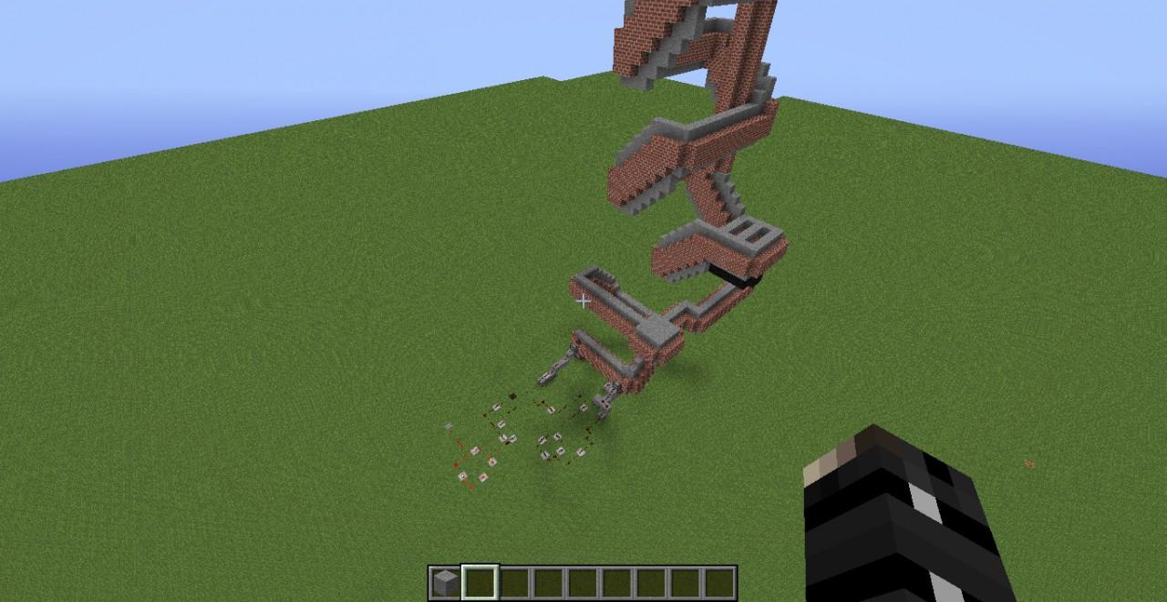 Scp 087 Minecraft