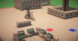 Mine of duty map - afghan inspired Minecraft Map & Project