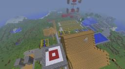 perfect survival map Minecraft