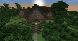 my multilayer legit house Minecraft Map & Project
