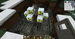 NUCLEAR REACTOR MELTDOWN (BOOM) Minecraft Map & Project