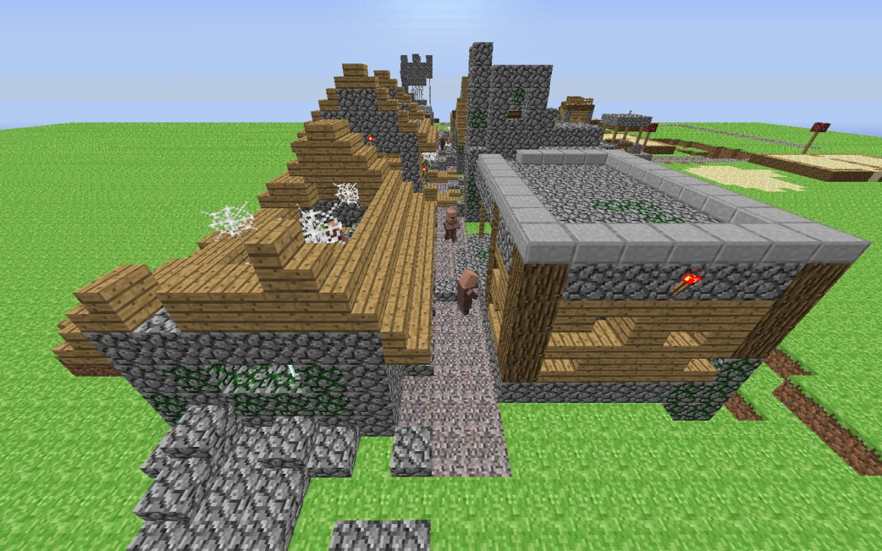 how to mkae villagers follow you minecraft 1.11