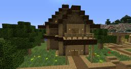 Forester's House Minecraft Map & Project