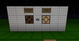 Peaceful Mode Detector [Redstone] Minecraft Project