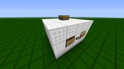 Smaller Peaceful Mode Detector [Redstone] Minecraft Project