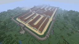 Castrum Robus - An Ancient Roman Fortress Minecraft
