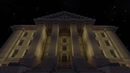 Sim City 4 City Hall Minecraft