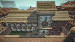 Discworld - Seamstresses' Guild: Ankh-Morpork Minecraft Project