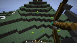 black dirt and different gravel,1.4.3 Minecraft Texture Pack