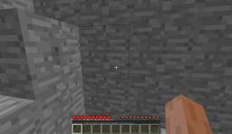 secret mountain piston base Minecraft Map & Project