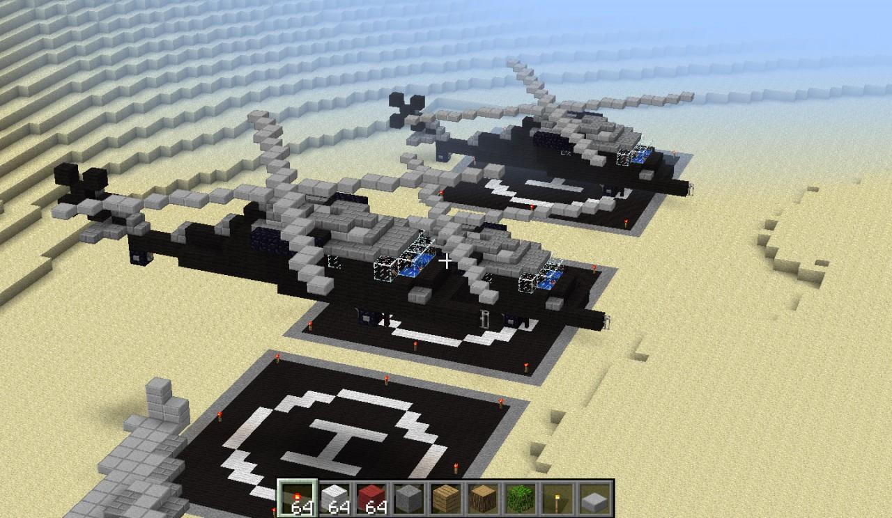 Desert Military Base Reloaded