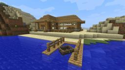 Starter House Minecraft