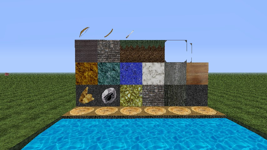 Realism pack 128x128 Minecraft Texture Pack