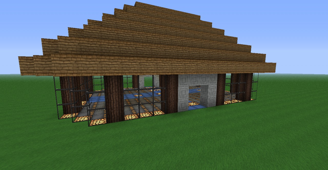 Pin nice minecraft house blueprints on pinterest - Nice small home ...