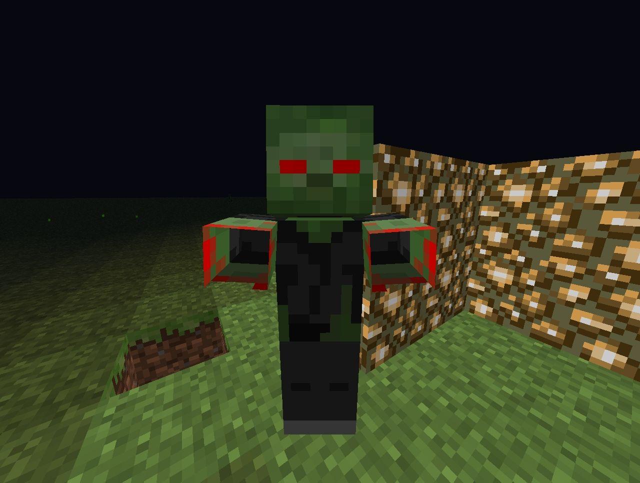 Zombie Apocalypse Texture Pack Minecraft Texture Pack