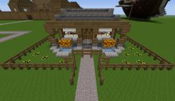 Rammex Cozy Cottage Minecraft Map & Project