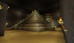 Underground Pyramid Minecraft Map & Project