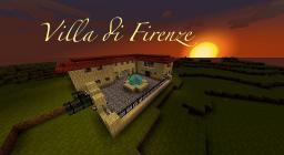 Villa di Firenze Minecraft Map & Project