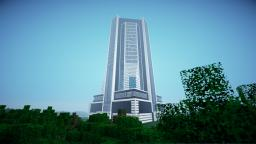 UCP - Skyscraper / Central Station Minecraft