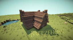 Breezehome from Skyrim Minecraft