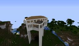 Modern House: Second Try Minecraft Map & Project