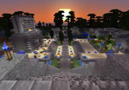 Wrath Of Tezcatlipoca Minecraft Project