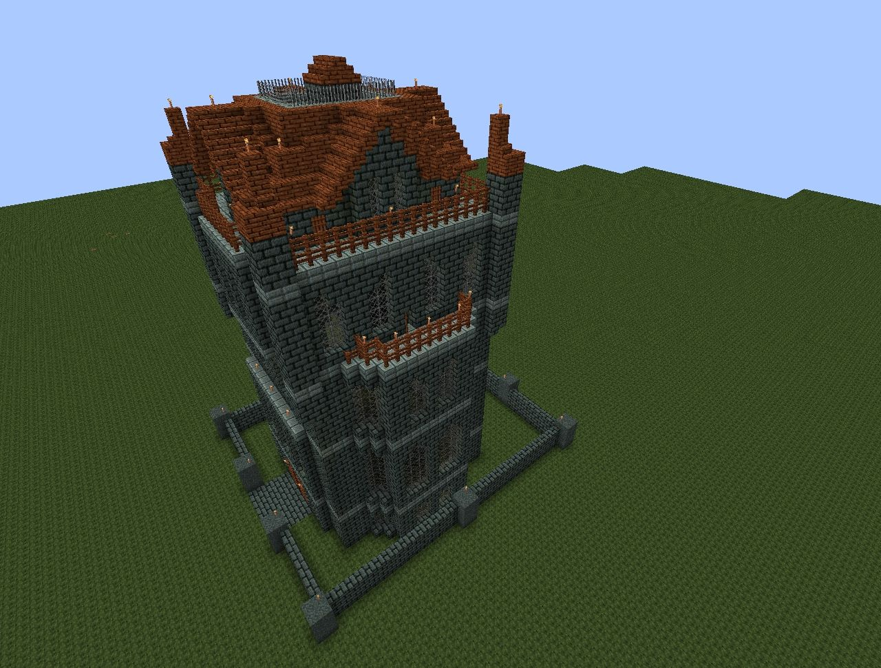 The Iron Throne From Baldur S Gate Finished 1 2 5