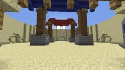 Nagrand Arena (World Of Warcraft) Minecraft