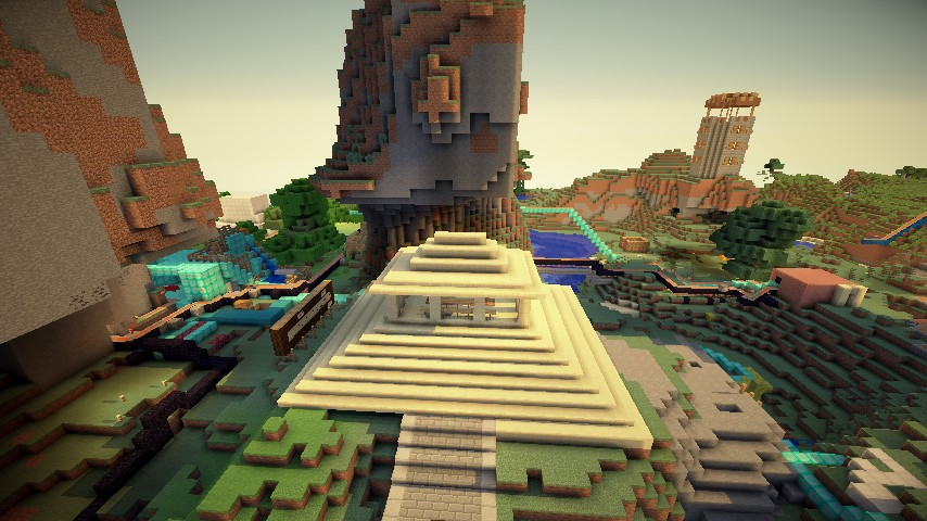 Spawn! Woooo child-built and personally maintained!
