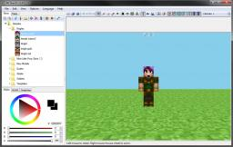 MCSkin3D v1.6.0.603 Minecraft Mod