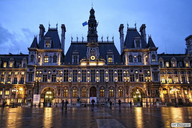 Hotel de ville minecraft project for Hotel deville paris