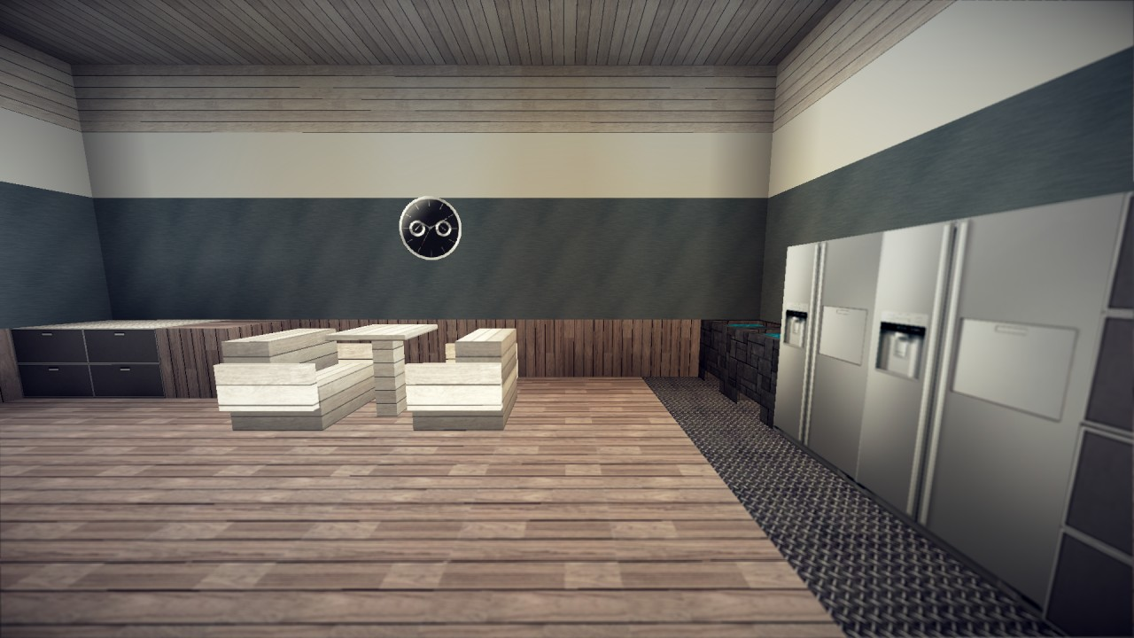 Different possibilities for floors and walls