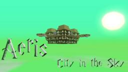 Aeris                   City in the Sky Minecraft Project