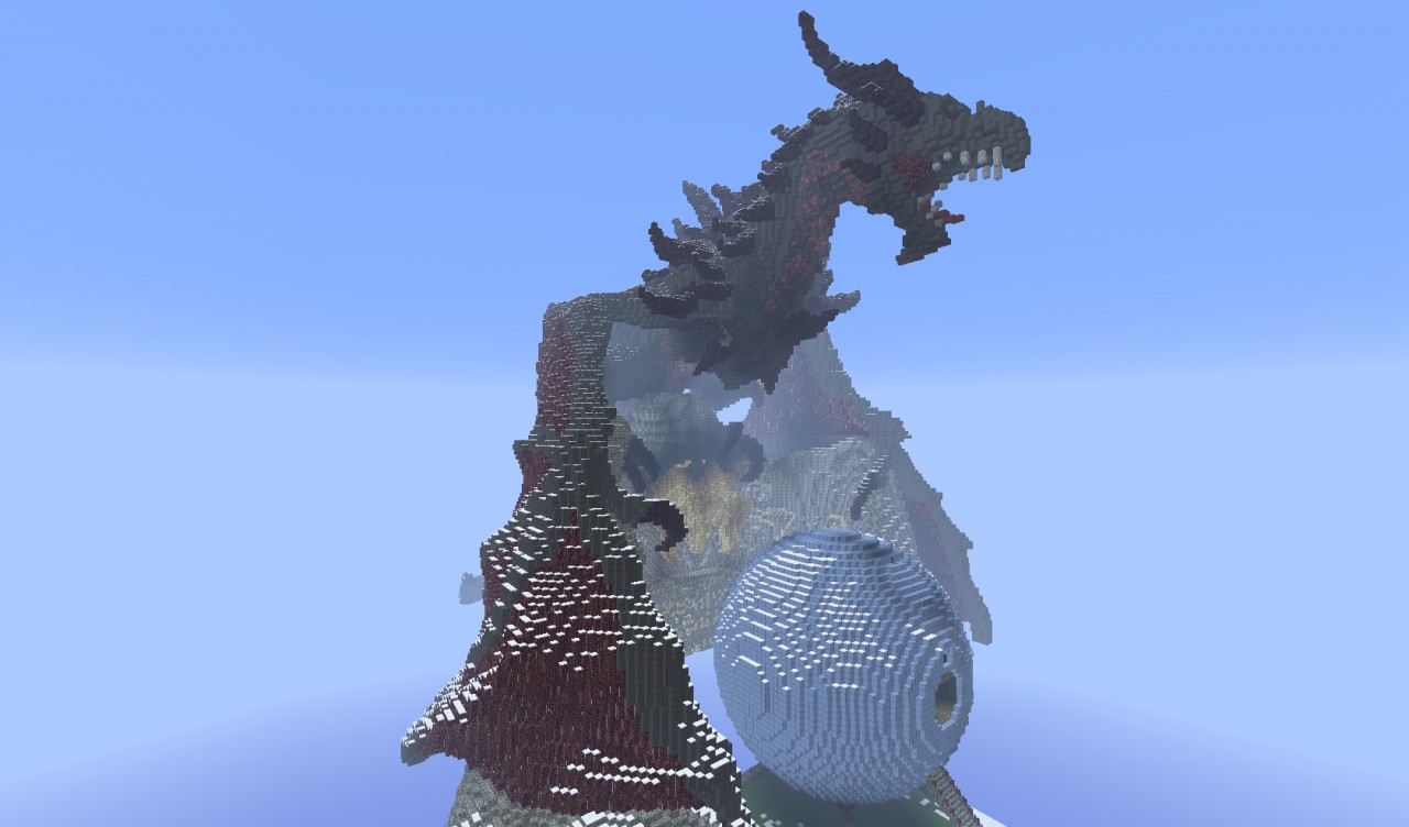 Credit For Alduin goes to UberDarKnight  Check him out here on PCM Cool stuff he has good things he does!