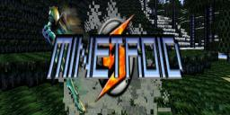 Minetroid Minecraft Texture Pack