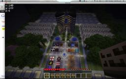 Fancy City  by server RidgeCraft + awesomecraft Minecraft Map & Project