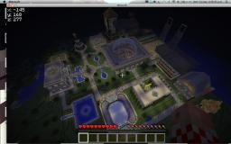 AWESOME CITY Minecraft Map & Project
